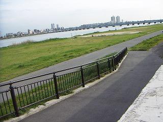 淀川河川敷