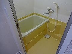 302号室お風呂