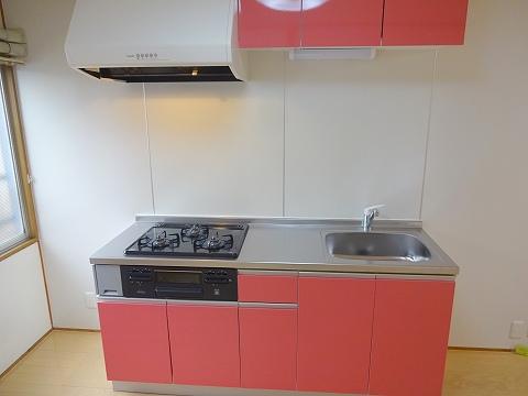 302号キッチン室