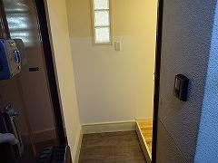 402号室玄関