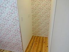402号室キッチン収納