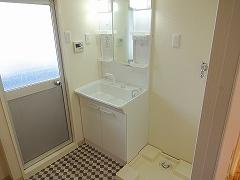 402号室洗面所